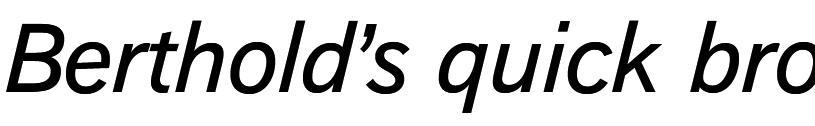 AG Royal Regular Italic